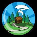 Bullet Hole Cabin Rental